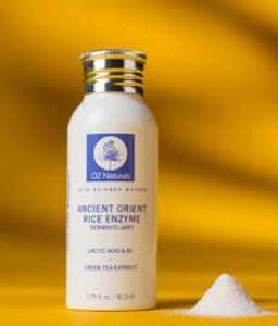 OZ Naturals Facial Scrub - best exfoliating facial scrubs