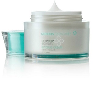 Serious Skin Care Glycolic Acid Face Cream 9.8%