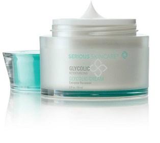 Serious Skin Care Glycolic Acid Face Cream 9.8%