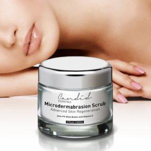 Candid Essentials Advanced Exfoliating Facial Scrub
