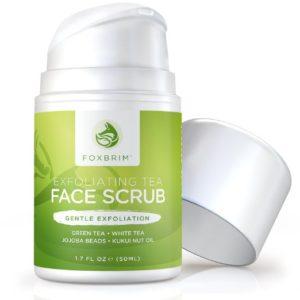 Foxbrim Exfoliating Face Scrub