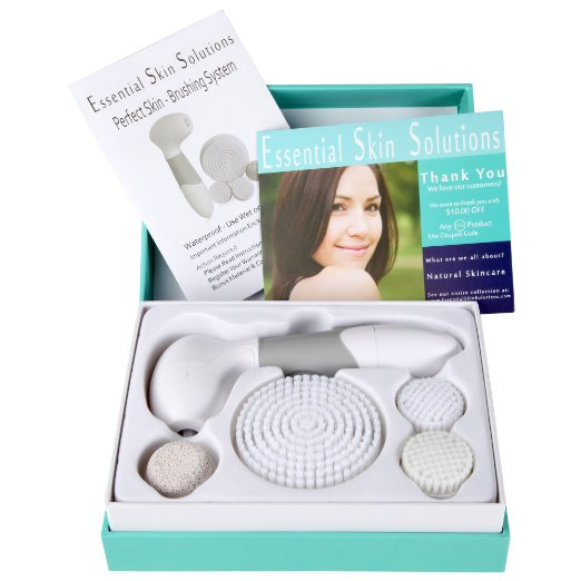 Essential Skin Solutions Skin Brushing System