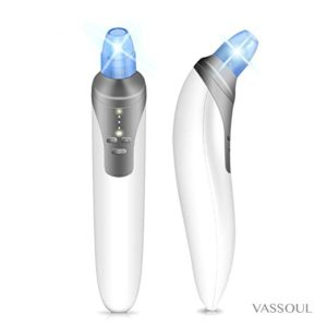 Diamond Tip Microdermabrasion and Blackhead Extraction Tool by Vassoul