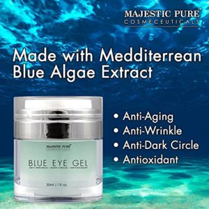 Blue Eye Gel from Majestic Pure - dark circles and puffy eyes