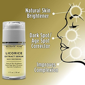 Licorice Extract Serum Skin Whitening & Dark Spot Corrector
