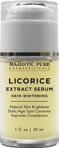 Licorice Extract Serum Skin Whitenin