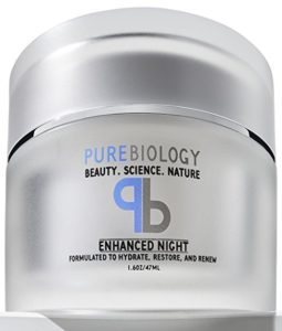 Pure Biology Anti Aging Night Cream
